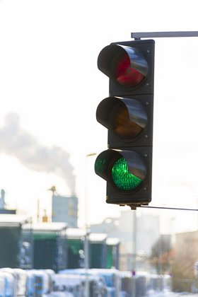 A green light for car emissions?
